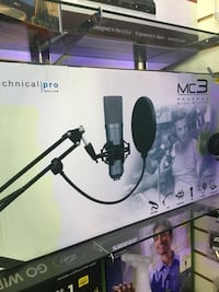 Technical pro recording mic package. Perfect for podcast  South Gate, 90280