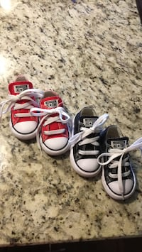 Size 6Toddler Converse Perry, 31047