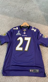 SuperBowl 47 Ray Rice Jersey Terrytown, 70056