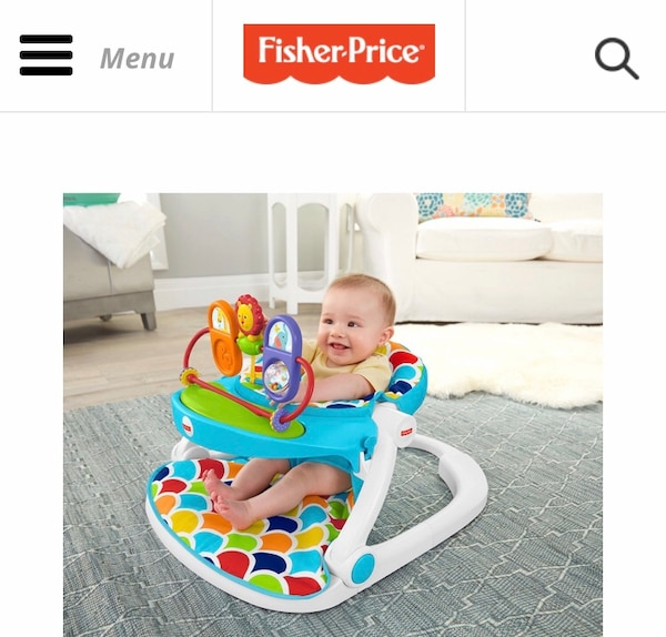 Baby Floor Seat Sit Me Up Chair