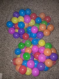 assorted-color ball toy lot Loves Park, 61111