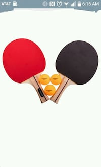 Ping Pong lessons!