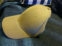 Tan color fitted cap Kennewick, 99336