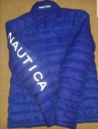 Nautica Reversible Bubble Coat Raleigh, 27616