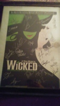Wicked poster Indianapolis, 46113