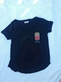 Hollister 'fries before guys' t-shirt size S Alameda, 94502