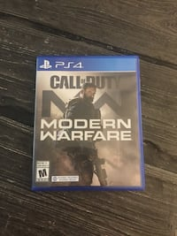 Modern Warfare - Call of Duty PS4