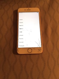 iPhone 7 Rose Gold Lanham, 20706