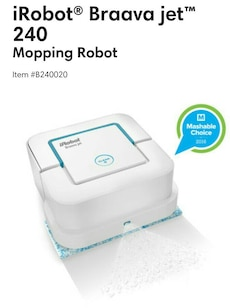 MOPPING ROBOT ** NEW**