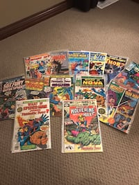 Marvel What If? Comics. 13 issues including #1 and #31 Cochrane, T4C 0B2