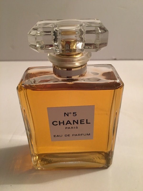Used Chanel No 5 With Box For Sale In Jersey City Letgo