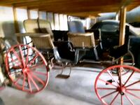 """Original Moyer 4 Person Wicker Parkfayton""""Own a Piece of History'"""