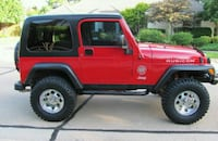 Jeep - Wrangler - 2003 Washington
