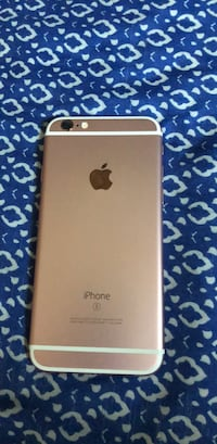 gold iPhone 6 with case New York, 10027