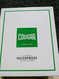 Cougar waterproof booties Mississauga, L5M 4N9
