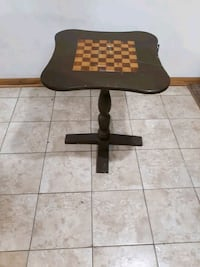 Table top checker &/or Chess board