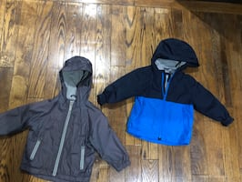 Baby gap fall/Spring rain jackets