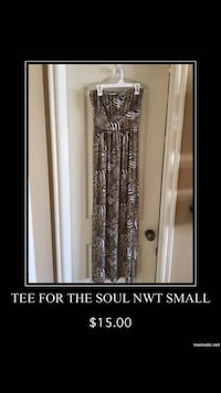 Tee for the soul dress size small  Oklahoma City, 73012