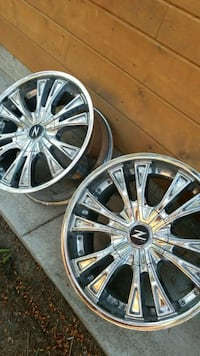 Rims West Kelowna, V4T 1A4