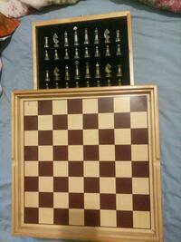 2'x2' wooden Chess Board With Drawer Saskatoon, S7N 2H3