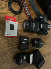 Canon Camera Bundle Toronto, M1C 1R7