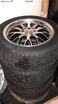 4 Winter Wheels and Tires Lorton, 22079