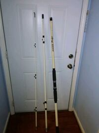 Pier fishing pole need gone TODAY  Raleigh, 27606