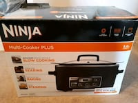 NINJA Multi-Cooker PLUS Windsor, N9A 5P4