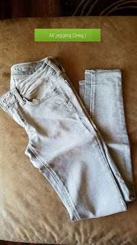 American Eagle jeggings 1701 mi