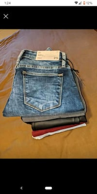 Silver jeans new with tags.  Edmonton, T5R