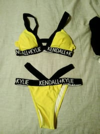 Kendal & Kylie bathing suit