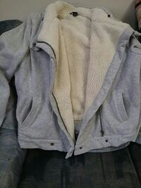 Fleece line jacket  Moncton, E1C 4M2