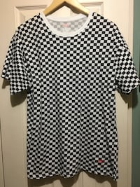 Supreme Hanes Checkers shirt Brampton, L6T