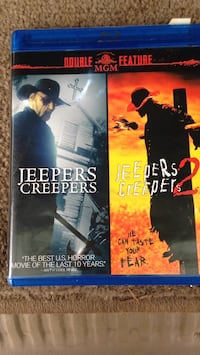 New Double Feature Jeepers Creepers  Pelahatchie, 39145