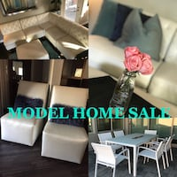 MODEL HOME FURNISHINGS SALE