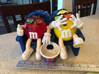 M&ms Candy Dispenser At the Movies in 3d Collectible by At The Movies Courtice, L1E 0H5