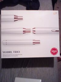T3 Whirl Trio Anchorage