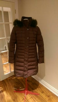 Bianca Nygard down parka- like new
