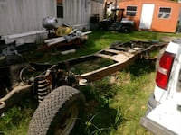 1985 Ford F150 rolling chassis Porter, 77365