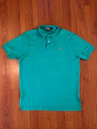 teal crew-neck t-shirt Maple Ridge, V2W 1V8