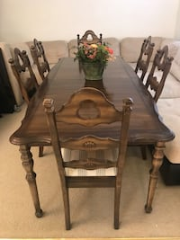 Dining Table with 6 Chairs Las Vegas, 89134
