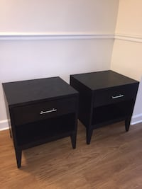 West Elm Nightstands Arlington, 22202