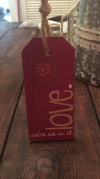 Love printed clothes tag Lubbock, 79424