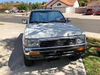 Toyota '95 4Runner V6 3.0 engine. Clean Title Oceanside, 92057