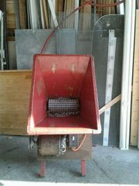 Wine Grape CRUCHER With Motor Work GREAT Mississauga, L4T 3K7