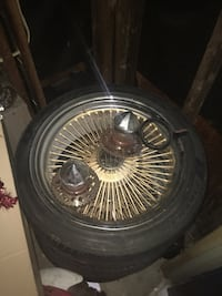 100 spokes 20's  Knoxville, 37920
