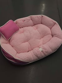 Dog Bed (PINK AND BLUE) Toronto, M9W 6Z7
