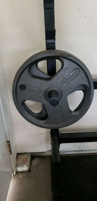 Olympic plate 45lbs