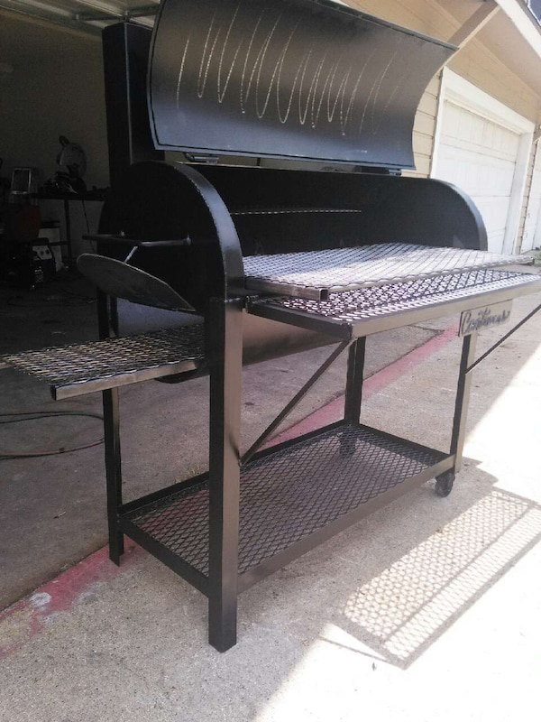 used custom hand made smokers grills bbq pits asadores for sale in