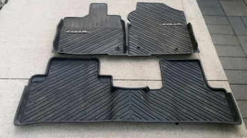 Genuine Acura all-season mats (for RDX 2016 - 2018)